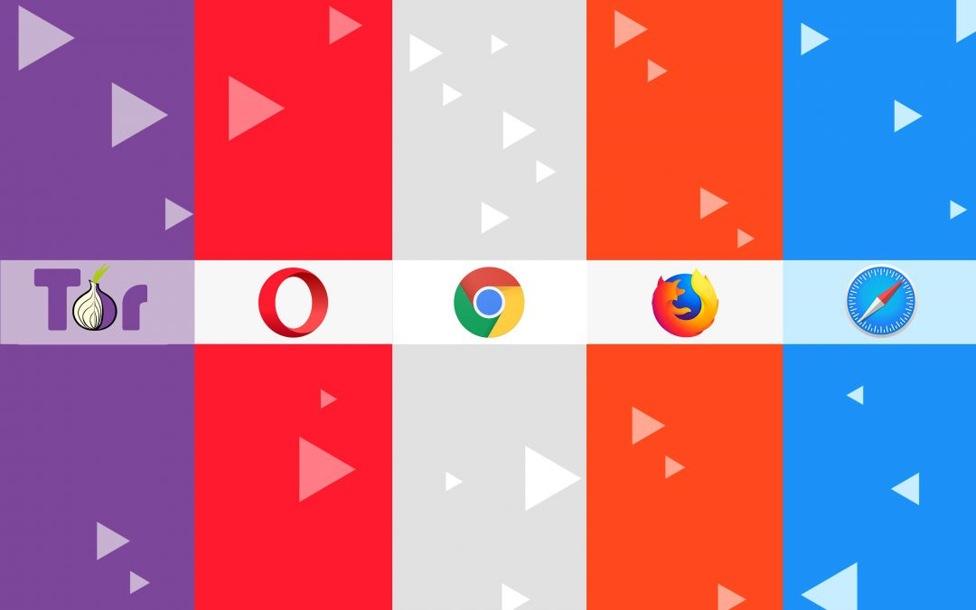 Top 5 Mobile Web Browsers of 2018