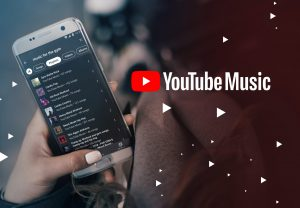 YouTube Music Now Playing in South Africa!